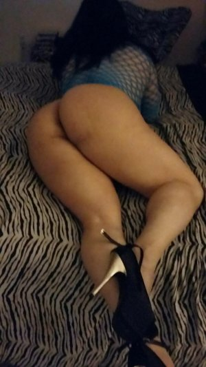 Anne-josee incall escorts
