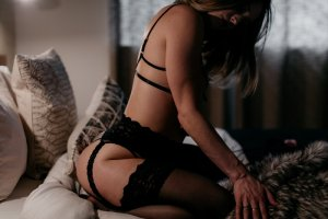 Sayaline black outcall escorts
