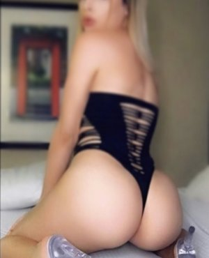 Cossette black escort girls