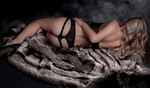Najette black escort girls