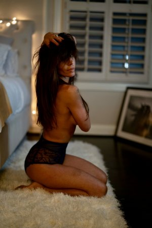 Maria-cristina black independent escort